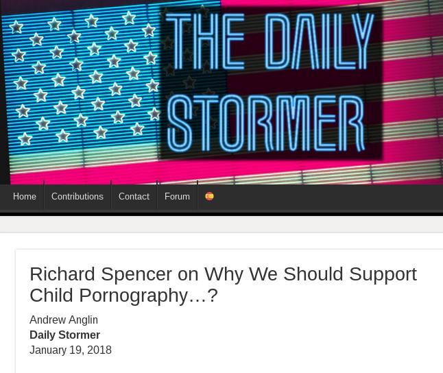 RICHARD_SPENCER_CHILD_PORNOGRAPHY